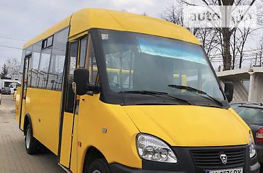 Городской автобус РУТА 25 2013 в Киеве