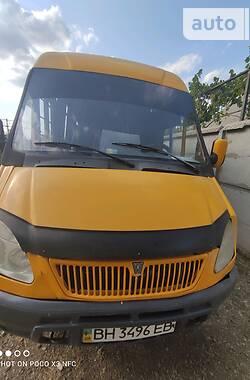 Городской автобус РУТА 25 2010 в Измаиле