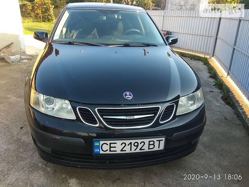 Saab 9-3 2006 в Черновцах