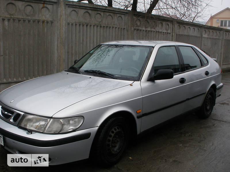 Saab 9-3 1999 в Киеве