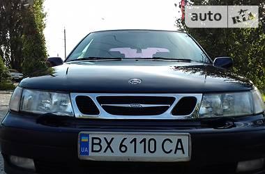 Saab 9-5 1999 в Нетешине
