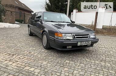 Седан Saab 9000 1989 в Луцке