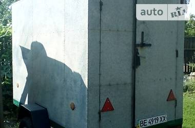 Саморобний Саморобний причіп 2006 в Лохвиці