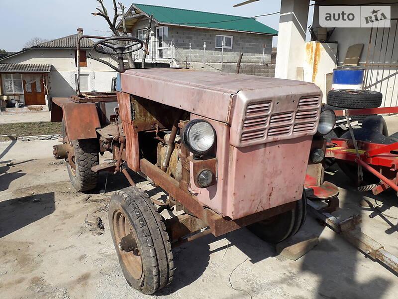 Трактор Саморобний Саморобний 2010 в Теребовлі