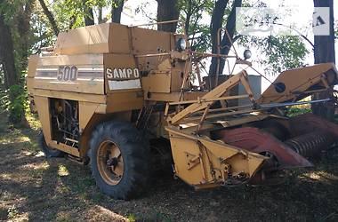 Sampo 500 1986 в Мироновке