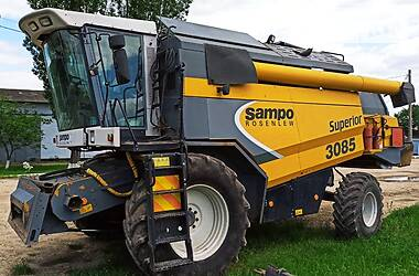 Комбайн зерноуборочный Sampo SR-3085 2010 в Хмельницком