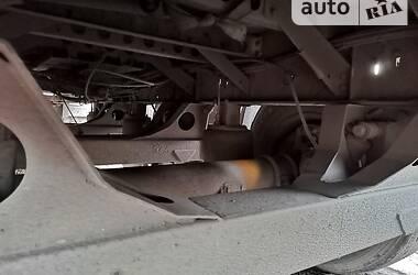 Тентований борт (штора) - напівпричіп Samro SR 334 1999 в Нікополі