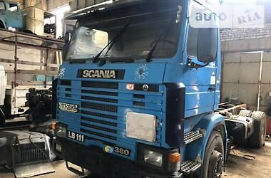 Scania 111 1979 в Днепре