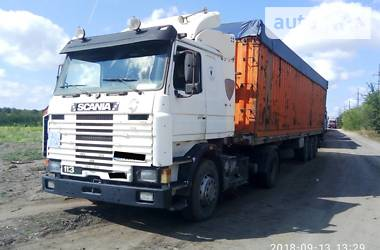 Scania 113M 1989 в Одессе