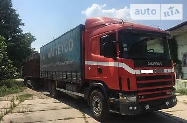 Scania 114 1999 в Измаиле