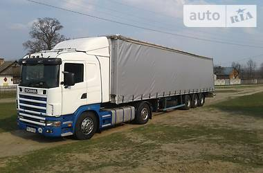 Scania 114 114L 2001