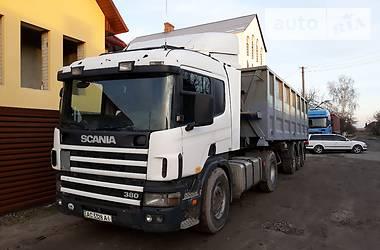 Scania 114 1999 в Ковеле