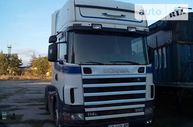 Scania 114  2001