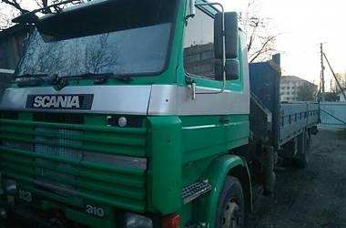 Scania 114 1989 в Броварах
