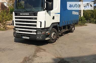 Scania 114 2000 в Черкассах