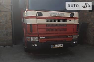 Scania 114 2000 в Березному