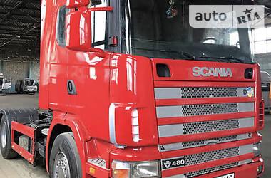 Scania 114 2002 в Самборе