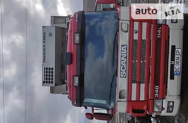Scania 114 2001 в Львове