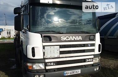 Тягач Scania 114 2001 в Бобровице