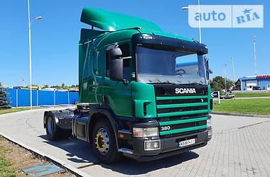 Тягач Scania 114 2004 в Жмеринке