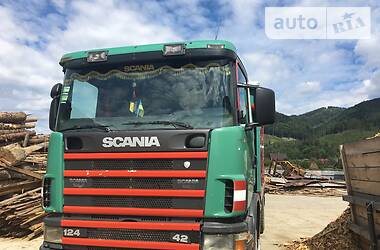 Scania 124 2001 в Львове