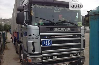 Scania 124 1996 в Харькове