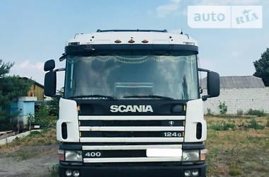 Scania 124 2001 в Киеве