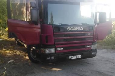 Scania 124 1999 в Киеве