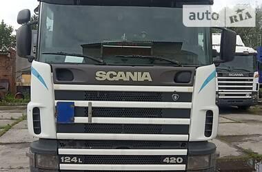 Scania 124 1999 в Ахтырке