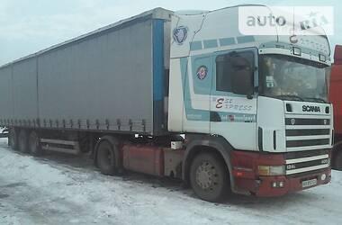 Scania 124 1997 в Харькове