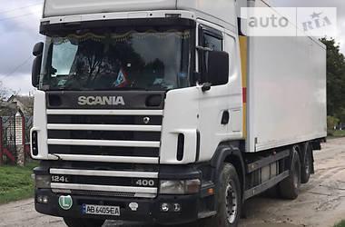 Scania 124 1999 в Шаргороде