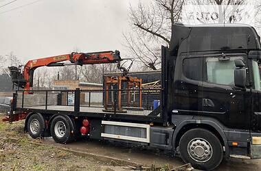 Scania 124 2000 в Черновцах