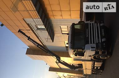 Другая строительная техника Scania 124 2002 в Львове
