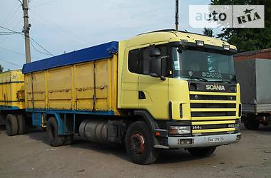 Scania 144 2000 в Харькове