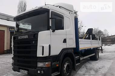 Scania 94 1999 в Радомышле