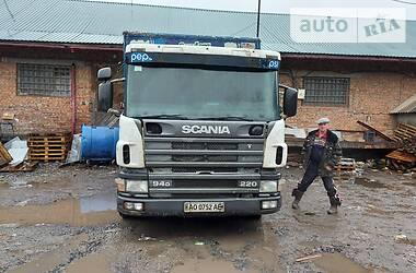 Scania 94 2001 в Ужгороде