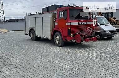 Scania G 93ML 1990 в Мукачево