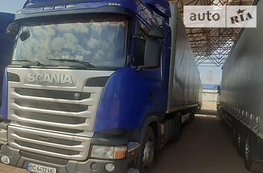 Scania G 2014 в Львове