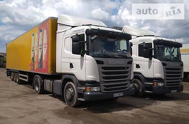 Scania G 2017 в Львове