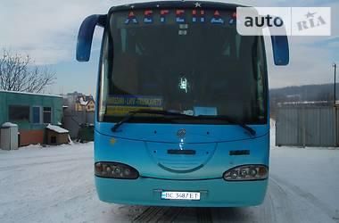 Scania Irizar 2000 в Трускавці