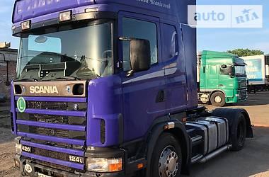 Scania L 2000 в Чернигове