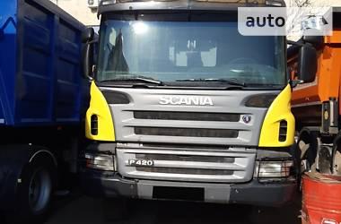 Scania P 2008 в Киеве