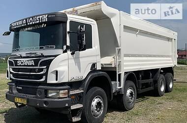 Scania P 2016 в Черновцах