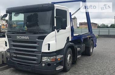 Scania P 2008 в Львові