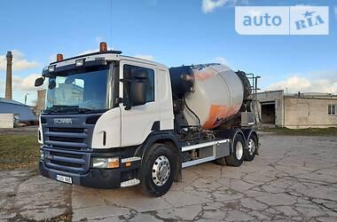 Scania P 2012 в Тернополе
