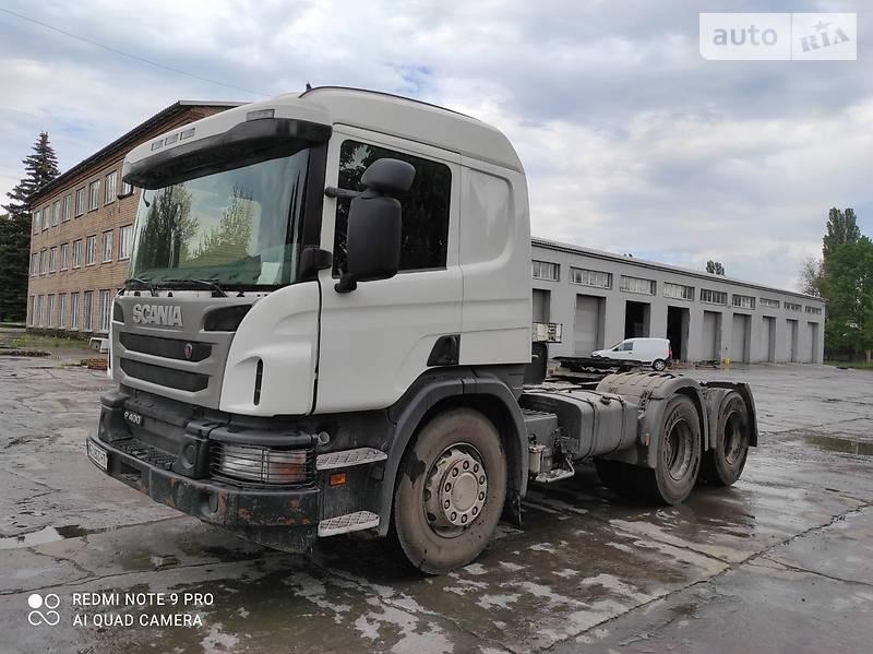 Самоскид Scania P 2014 в Кривому Розі