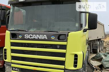 Scania R 114 2000 в Одессе
