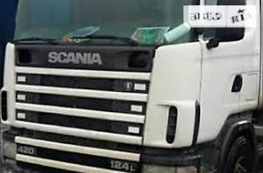 Scania R 124 2006 в Киеве