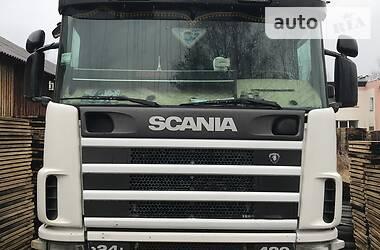 Scania R 124 2002 в Богородчанах