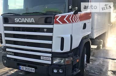 Scania R 340 2001 в Черновцах